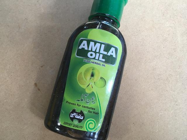髪と頭皮に【アムラオイル】良い効能たくさんのヘアケアオイル