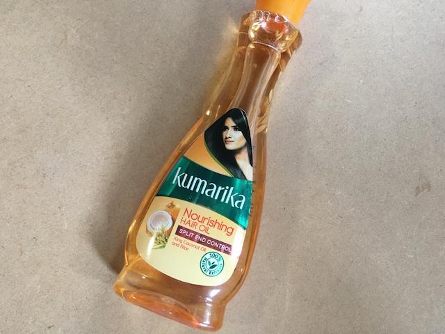 スリランカのヘアオイル【kumarika】使ってみた感想