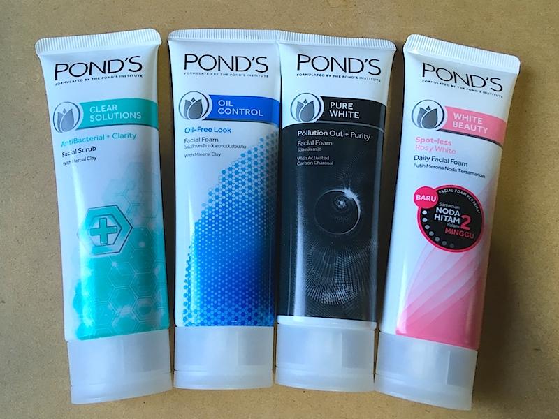 キャンドゥで【インドネシア製】ポンズ洗顔フォームを見つけた!