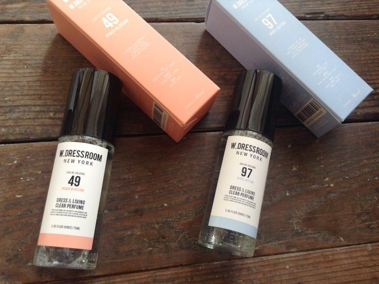 BTSも使ってる【W.DRESSROOM】49番と97番の香りレポ