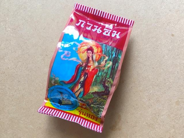 タイの真珠入り美白クリーム 【クアン イム パールクリーム】の感想